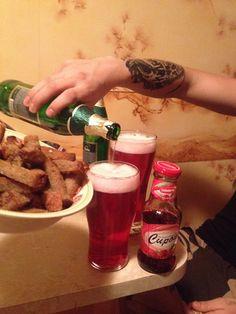 Bar at home)