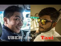 uber vs taxi to dulles