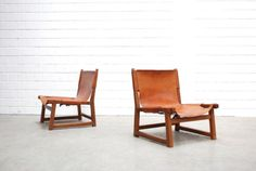 DANISH-HUNTING-EASY CHAIR-MOGENSEN-ARA-COGNAC-1-2-leather chair-SPANISH LOUNGE