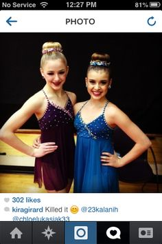 CHLOE AND KALANI DUET??? PLease please please this would make my day!!!! It would be amazing!!