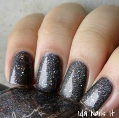 Ida Nails It: Femme Fatale (Color4Nails Exclusive) Ouija