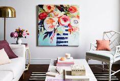 Erin Gregory, Efflorescence 8  40 x 40 $249