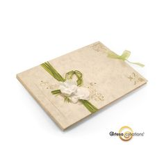 Livre d'or Mariage - Wedding Guest-book