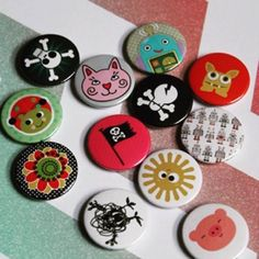 43 Best Pin Button Badge Making Ideas & Designs images in