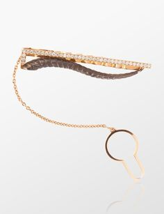 THE HOUSE OF GALLANTS HORN TIE CLIP