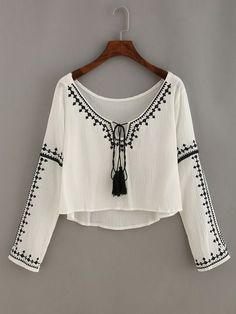 Oh, In Love ⚪️ Boho Style • the stitching details are gorgeous !!!