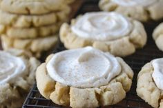 Copycat SWIG cookies with a holiday twist! Big, fat, frosted sugar cookies just like the ones from your favorite bakery!