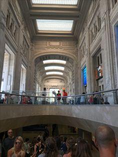 Milano Central train station #1