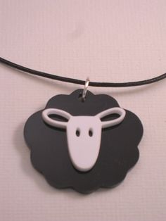 Black sheep by CreativeUseofTech on Etsy, €10,00