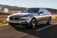 BMW 530d M Sport 2017 review