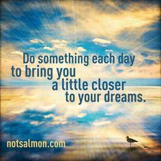 Dream quote By Notsalmon.com