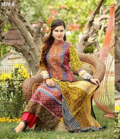Tawakkal Dazzler Summer Lawn Collection TDS_3879A