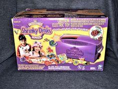 Spin Master Ltd The Incredible SHRINKY DINKS Maker 8+ EUC Resupplied Works Great #SpinMasterLtd