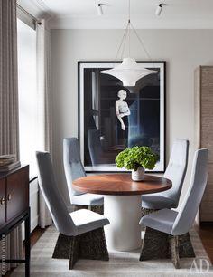 Дизайнер Огурцов Сергей показал свою квартиру в Риге: в гостях у декоратора | AD Magazine
