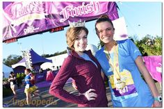 Betty Cantrell Attends Disney Princess Half Marathon weekend