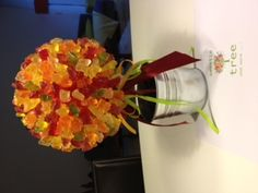Gummi Bear Sweetie Tree ... perfect for a party