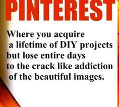 Pinterest, LOL