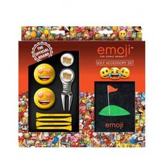Product Features: * Emoji is a part of everyday life nowadays. * This gift set is the official emoji brand. * Great gift set for occasions, Father's Day, birthday, Christmas gift. * Stand out from the crowd with your bright yellow emoji accessories. Black Emoji, Gifts For Golfers, Flat Shapes, Easter Crafts For Kids, Golf Accessories, Crochet Patterns For Beginners, Hanging Baskets, Craft Stick Crafts, Wonderful Things
