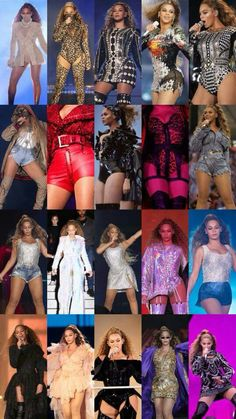 If you say Beyoncé don't have style u on drugs da ones that Make u paranoid and crazy😂🤦🏽♀️but look at my pins tho ! Beyonce Style, Beyonce And Jay, Stage Outfits, Dance Outfits, Cute Celebrities, Celebs, Beyonce Nicki Minaj, Beyonce Costume, Queen