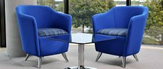 Reception Chairs | Visitor Chairs | Meridian Office Furniture