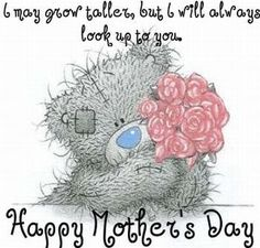 Tatty Teddy Images with Comments Teddy Images, Teddy Pictures, Bear Pictures, Cute Images, Cute Pictures, Teddy Photos, Tatty Teddy, Happy Mothers Day Pictures, Das Abc