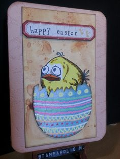 Easter Crazy Bird