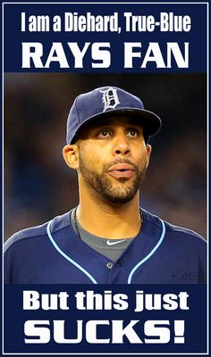 Tampa Bay Rays - Rays trade David Price to Detroit and I still can't believe it! Especially for what we got in exchange!  We'll miss you David!