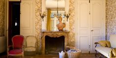 Serjac, a new hotel opening in February 2016 in Languedoc, France. Same concept as their original property, Chateau Les Carasses: an old property renovated to welcome rooms but also self-catering properties with hotel services.