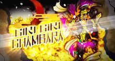 Giri Giri Chambara Game Title by Byudha11