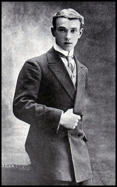 Vaslav Nijinsky.