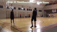 Tecnificación FAB 27 de enero 2018 Jorge 42 Infantiles 2004