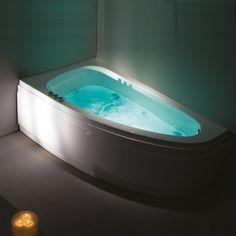 Giorgio Miskaki Asymmetric Μοντέρνα Ασύμμετρη Μπανιέρα 160χ90 - FLOBALI #ΜΠΑΝΙΟ #Μπανιέρες #bath #bathtub #bathtubs #bathtubdesign #bathdesign #bathdecor #bathdesigns #bathdesigner #bathdesignideas #design #designs #designbathroom