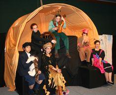 James And The Giant Peach Costume Ideas