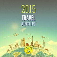 Planned your next travel yet? With 2015 having at least 14 long weekends, it's a perfect year to explore exotic destinations! Tell us which places have found their way in your 2015 travel bucket list.