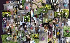 ACOYA JEWELLERY: Miedziane wisiorki z minerałami - prezentacja