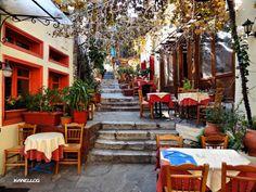 Athènes-Le visage rénové de Plaka