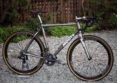 Coolest freaking CX bike in the world!