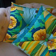 Love this pillow idea!