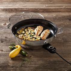 Cuisinart Green Gourmet Electric Skillet #williamssonoma