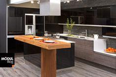Top 10 – Diseños modernos para una cocina nueva   Cocinas Integrales Mödul Studio