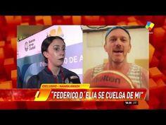 """Naiara Awada a Federico D' Elía: """"Si mi papá se entera, lo agarra a trom..."""