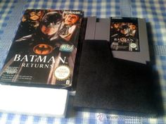 Batman Returns Juego para Nintendo NES PAL con Caja