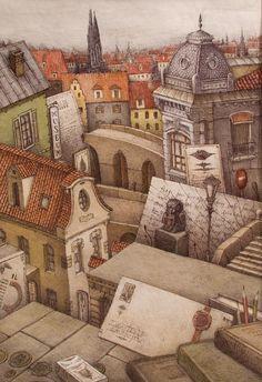 Dmitriy Lyalyakov graphics