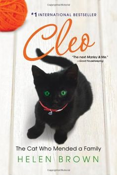 CLEO: The Cat Who Mended a Family: Helen Brown: 9780806533032: Amazon.com: Books