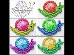 patrones de crochet paso a paso - YouTube