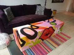 Resultado de imagen para graffiti furniture