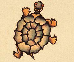 Sailor jerry turtle