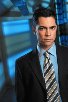 """Men:  Danny Pino, """"Cold Case"""" (TV Series)."""