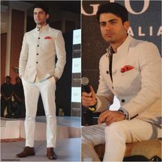 Discover ideas about mens indian wear Mens Indian Wear, Mens Ethnic Wear, Indian Groom Wear, Indian Men Fashion, Mens Fashion Suits, Groom Fashion, Wedding Dresses Men Indian, Wedding Dress Men, Wedding Men