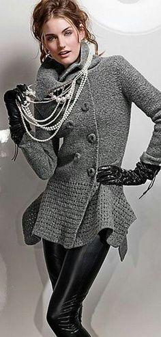 The elegance of grey!